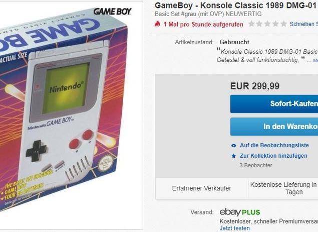 Game Boy, Tamagotchi und Co.