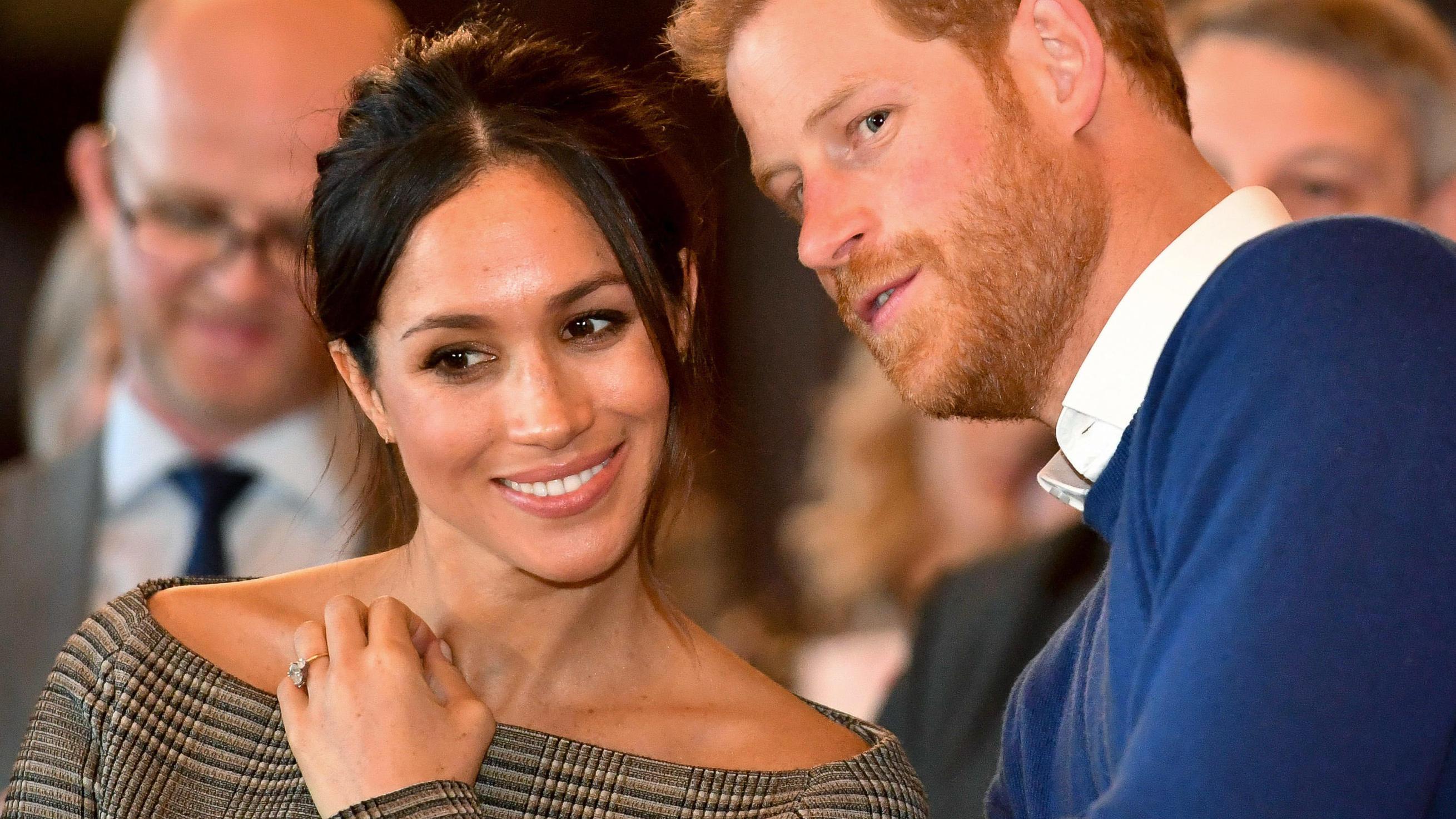 Prinz Harry Und Meghan Markle: Darum Bekommt Sarah Ferguson Keine Einladung  Zur Hochzeit