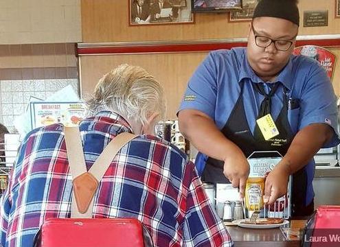 Gemütlich Kellnerin Fähigkeiten Wieder Aufnehmen Ideen ...