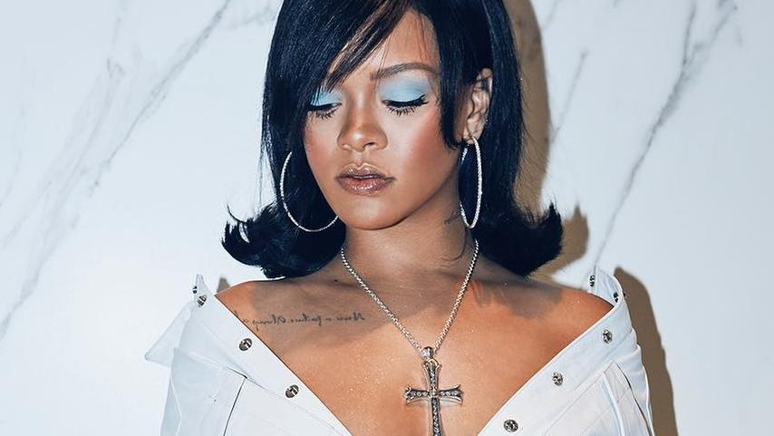 Ich kam, um Rihanna zu gewinnen