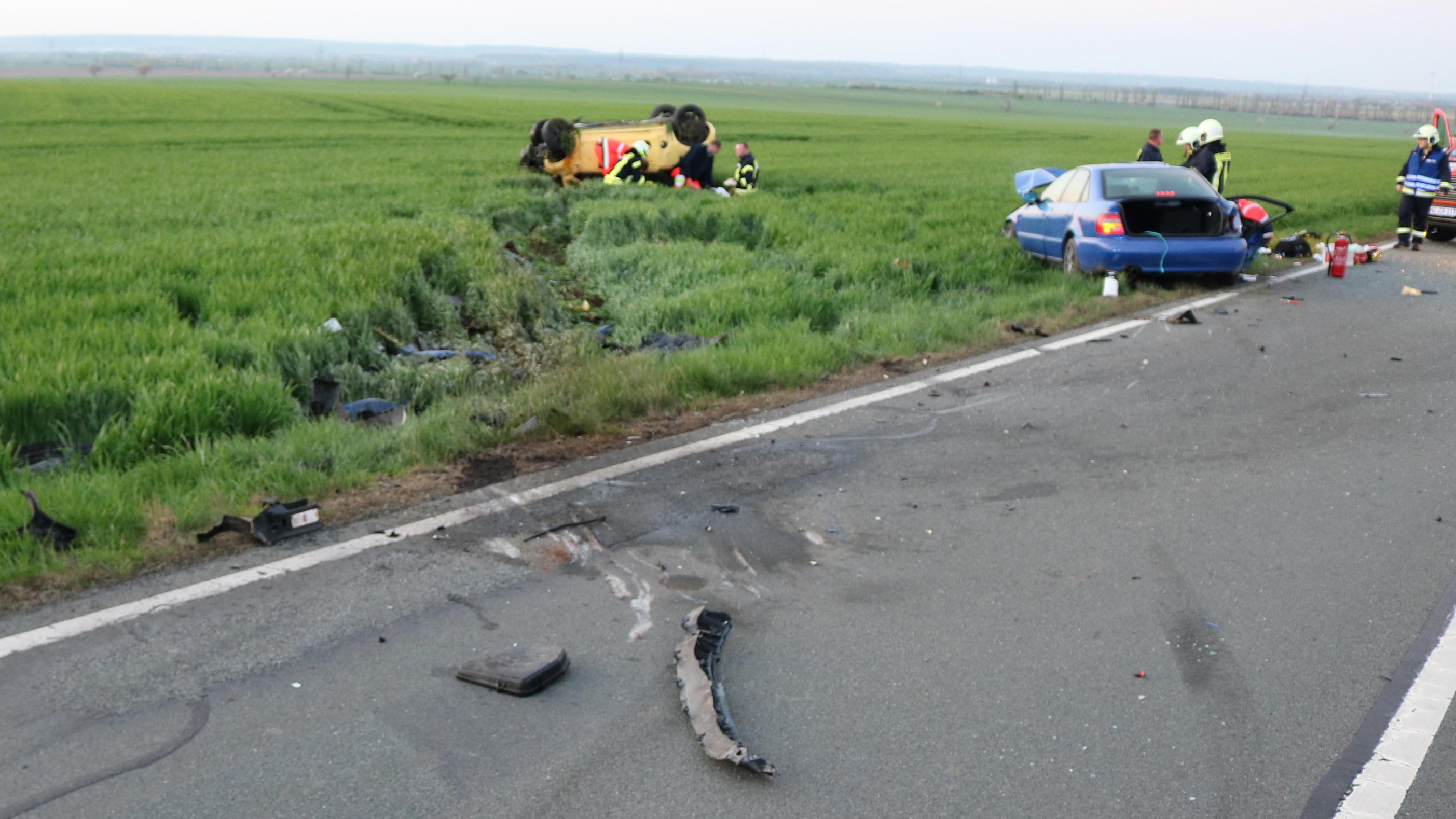 24-Jähriger ohne Führerschein gerät in Gegenverkehr - zwei Frauen tot