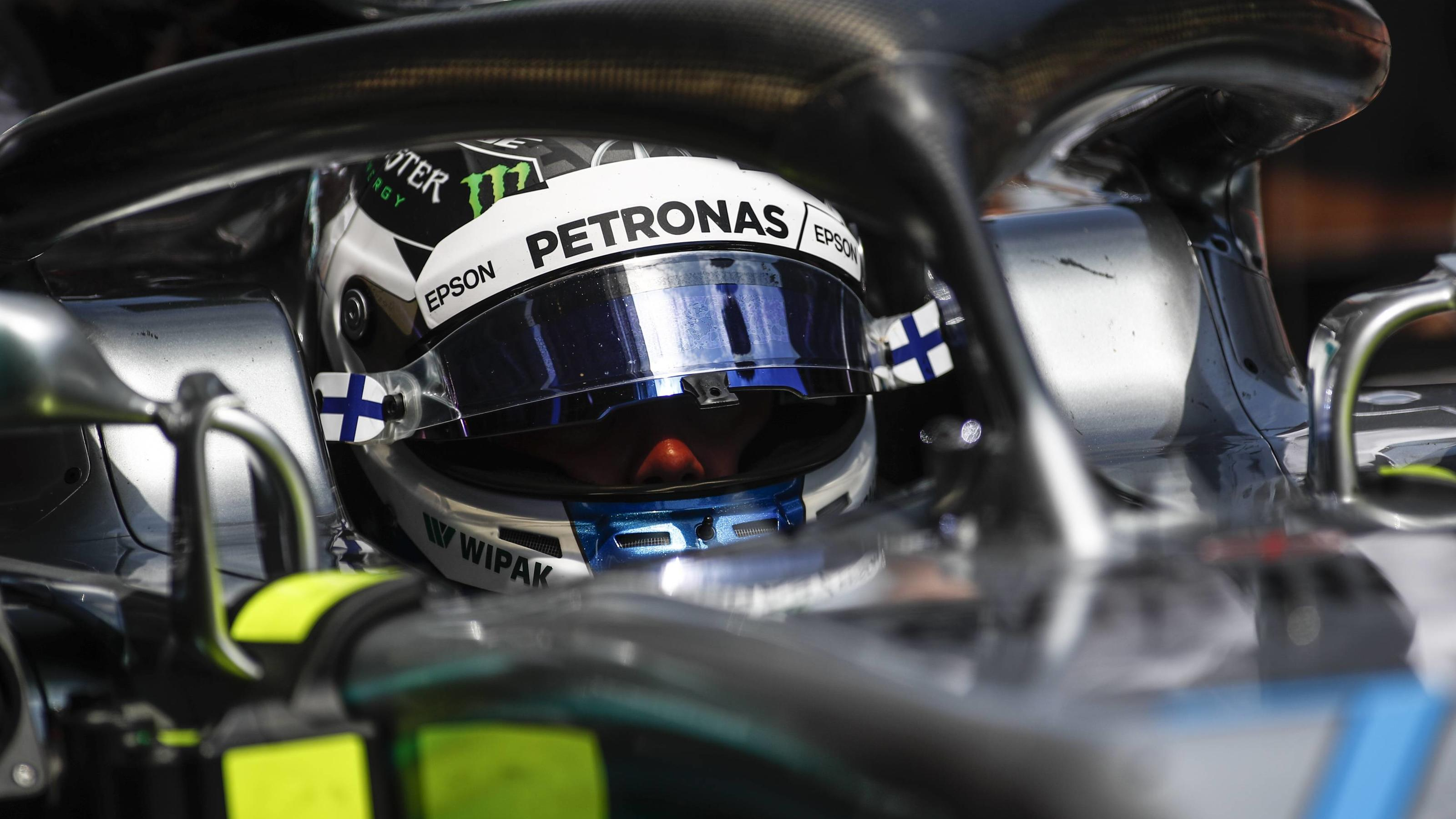 16th May 2018, Circuit de Barcelona, Barcelona, Spain&#x3B; In-season test Barcelona&#x3B; Valtteri Bottas of Mercedes-AMG-Petronas Formula One Team during on course testing PUBLICATIONxINxGERxSUIxAUTxHUNxSWExNORxDENxFINxONLY ActionPlus12025806