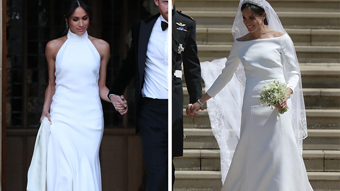 Meghan Hochzeitskleid