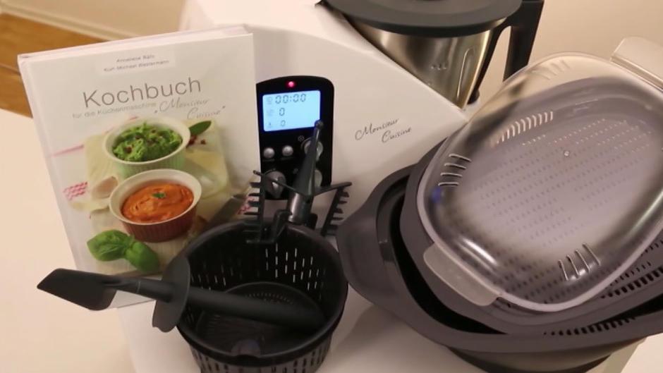 Küchenmaschinen im Test: Der teure Thermomix schneidet nur mit ...